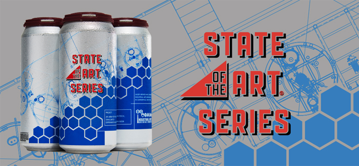 Industrial Arts Brewing Co.   State of the Art Series: Helles Lager
