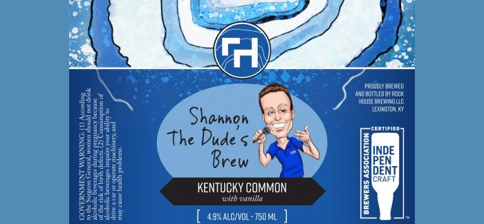 Shannon the Dude's Brew Has Cult Following