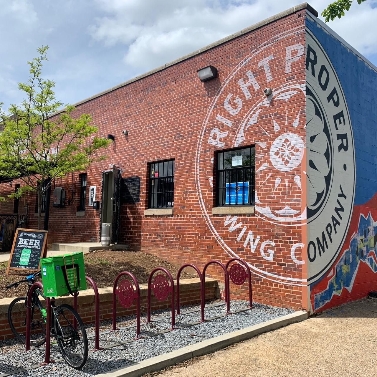 Right Proper Brewing Company in Washington, DC