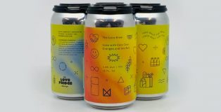 Marz The Love Brew Cans
