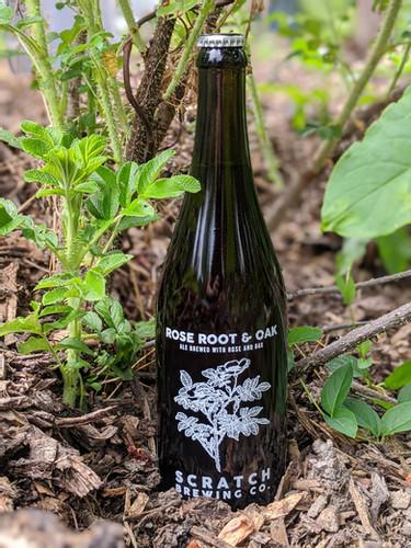 Scratch Brewing Rose Root & Oak