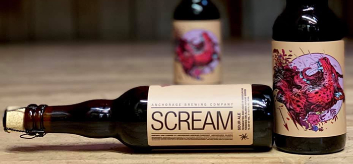 Sour Series: Anchorage Brewing Co. | Scream