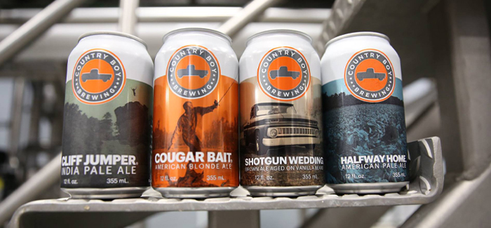 5 Questions with Country Boy Brewing Co-Founder & Brand Manager Daniel Harrison