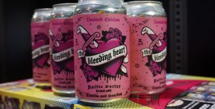 Grimm Brothers Brewery Bleeding Heart