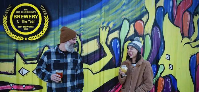 The Love Story Behind Gnarly Barley Brewing