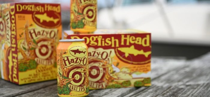 Dogfish Head Hazy-O! IPA Goes All in With Oats