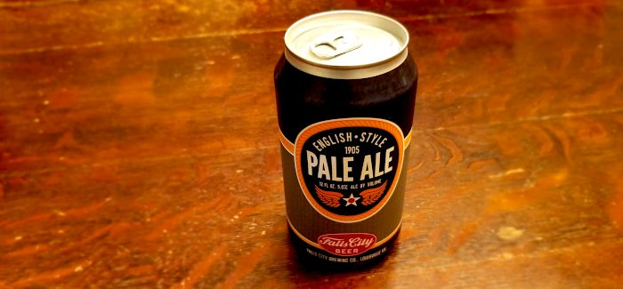 Falls City Brewing Co. | English-Style Pale Ale