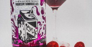 Rake Beer Project Raspberry Mylk