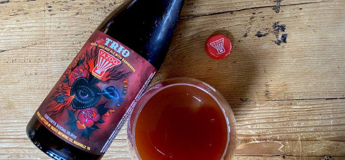 Sour Series: Yazoo Brewing | Trio (Batch #2)