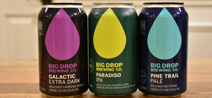 Big Drop Brewing Co Launches in the United States