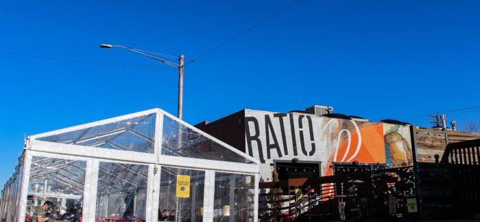 ratio beerworks exterior