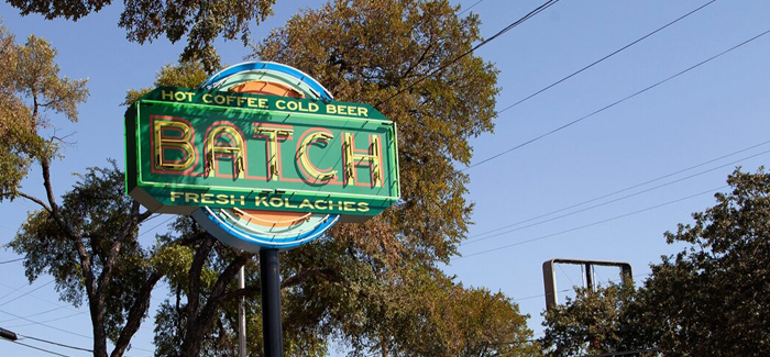 Batch Craft Beer & Kolaches | Jasmine Brett Pale