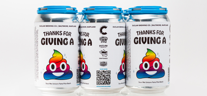 DuClaw Brewing Co. Wants You to 'Give a Crap'