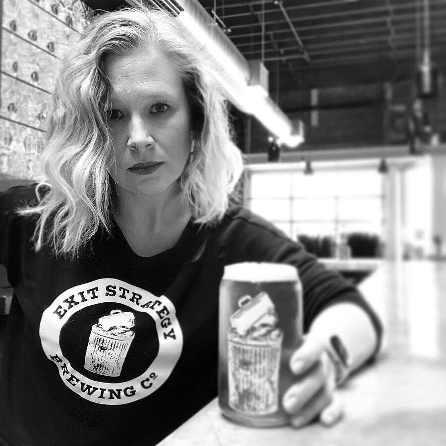 Katherine Valleau Exit Strategy Brewing Company