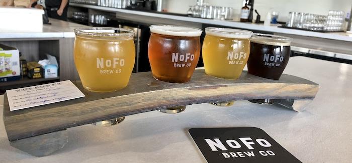 NoFo Brew Co. | Bluebird Day Pilsner
