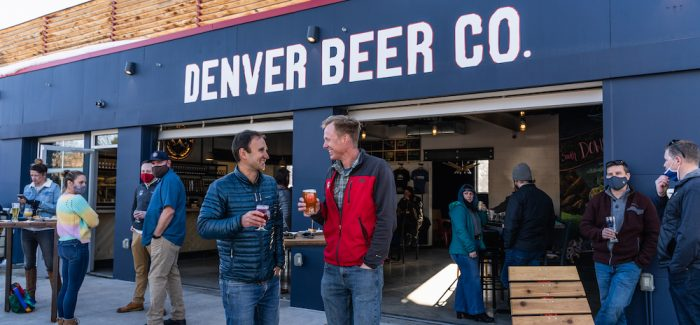 Denver Beer Company South Downing Street