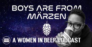 Boys Are From Märzen Ep. 33 Diamon Bell
