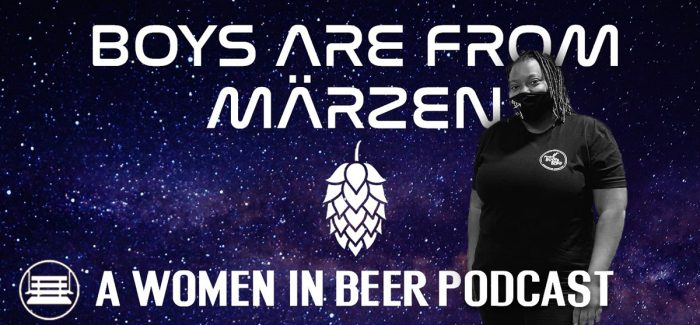 ‎Boys Are From Märzen Ep. 32 Eugenia Brown 'Beer Chick'