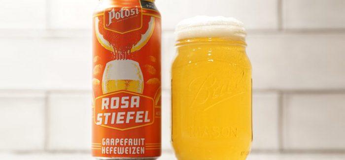 Potosi Rosa Stiefel