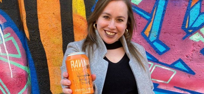 Stephanie Kushnir Ravinia Brewing
