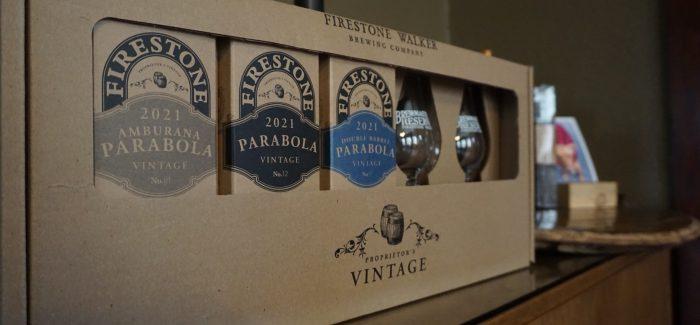 Firestone Walker Brewmaster's Reserve Parabola