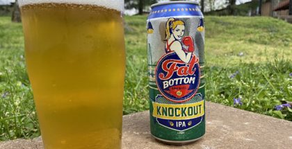 Fat Bottom Brewing Knockout IPA