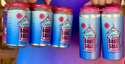 Texas Craft Brewers Guild Liquid Bake Sale