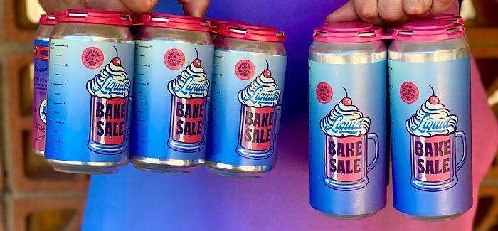 Texas Craft Brewers Guild Liquid Bake Sale