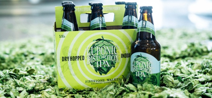 Firestone Walker Luponic Distortion No. 18 | A New Zealand Hops Blend