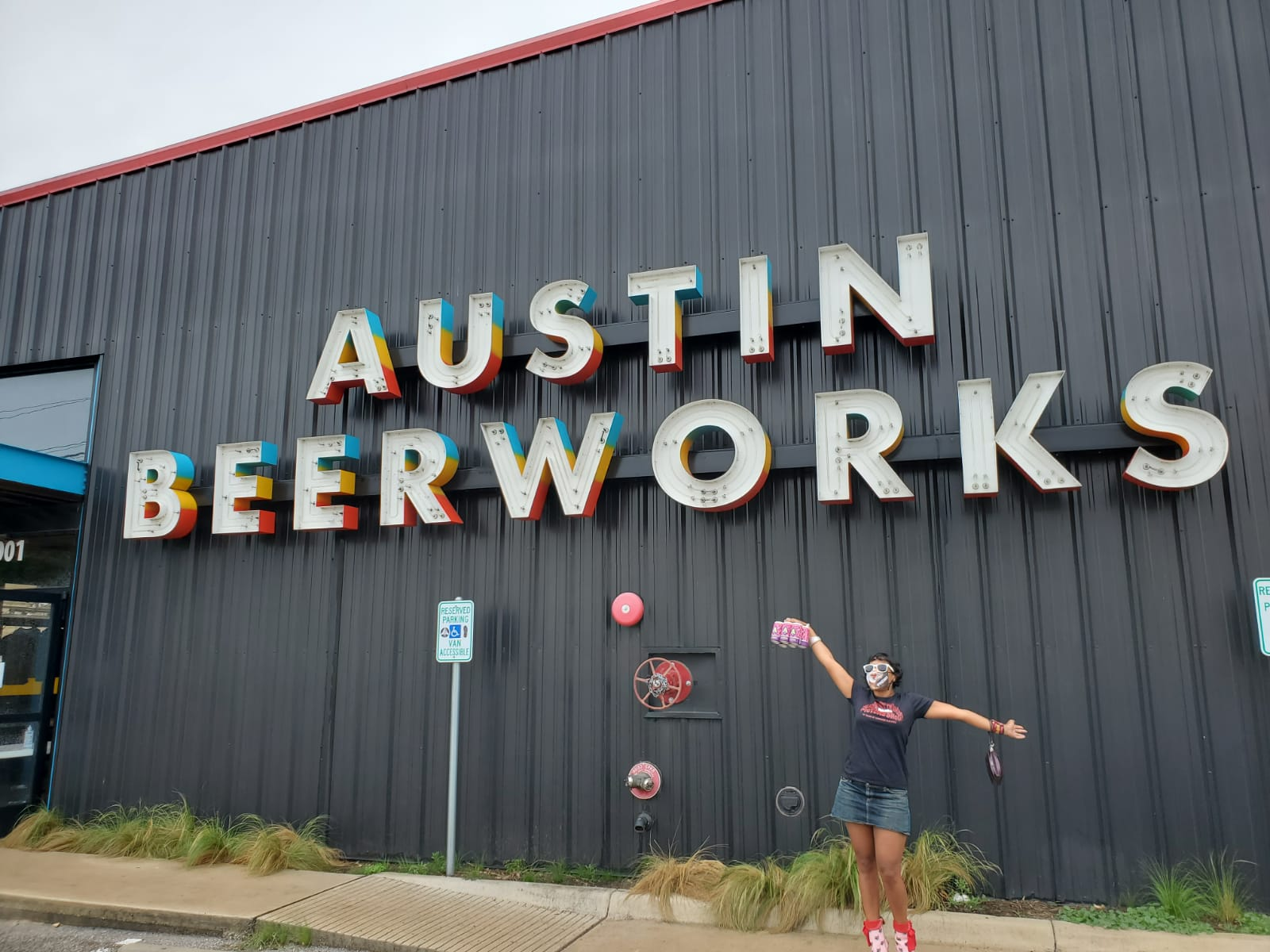 Austin Beerworks La Verdad Mexican Lager