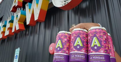 Austin Beerworks La Verdad
