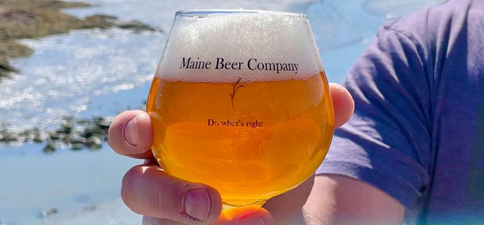Maine Beer Co. Prides Itself in Doing What's Right