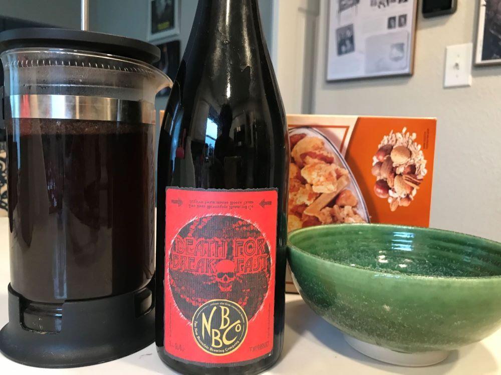 New Braunfels Brewing Co Death For Breakfast