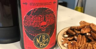 New Braunfels Brewing Co Death For Breakfast