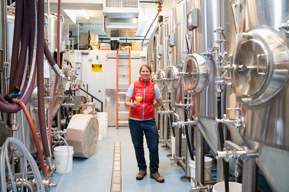 Odell Brewing Marni Wahlquist