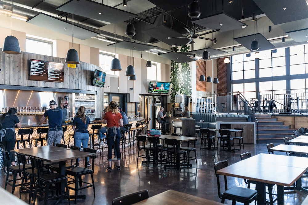 Odell Brewing Sloans Lake Opening