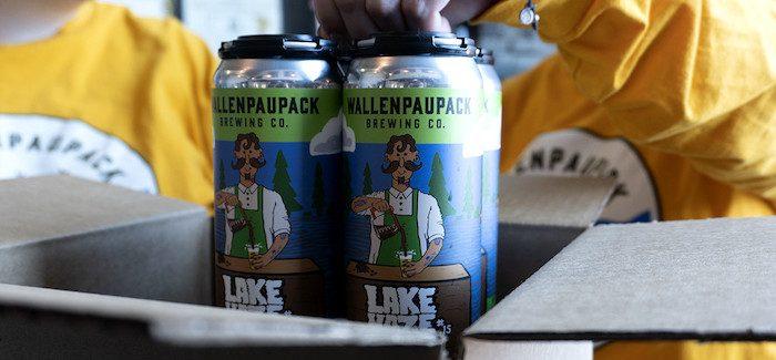 Wallenpaupack Brewing Co. | Lake Haze #15: Morning Haze