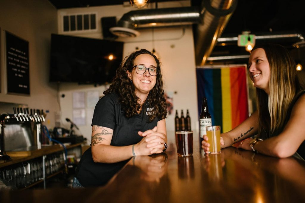 Betsy Lay, Lady Justice Brewing