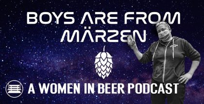 Boys Are From Märzen Ep. 35 Kelly McKnight