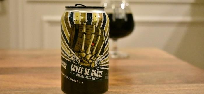 Revolution Brewing Releases Cuvée de Grâce for Second Time