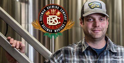 Ryan Beal of Bozeman Brewing Co.
