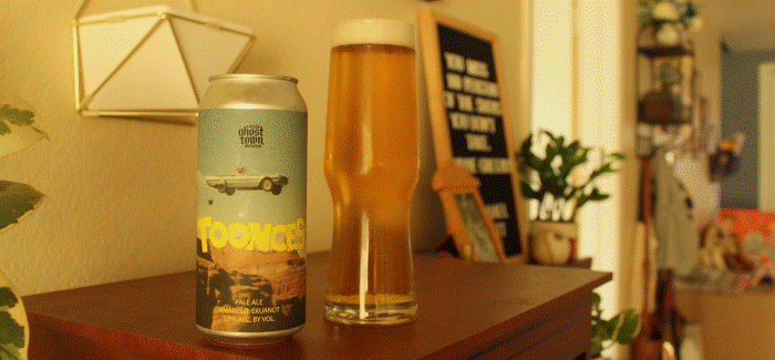 Ghost Town Brewing | Toonces Pale Ale