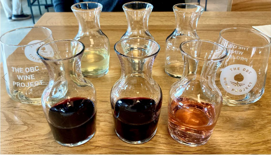 OBC Wine Project Glasses