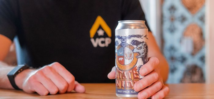 4 Hands Brewing & Veteran's Community Project Launch Collaboration to Support Vets