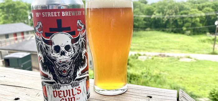 18th Street Brewery   Devil's Cup Pale Ale