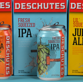 Deschutes Brings Hops Freshness With Its Fresh Family Lineup