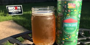 Urban South & Verdant Brewing Hop The Pond IPA