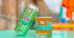 Hop the Pond IPA - Urban South and Verdant Brewing