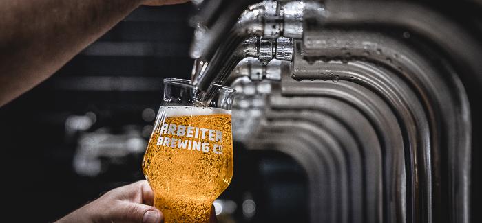 Arbeiter Brewing Co. Hoop Jumo