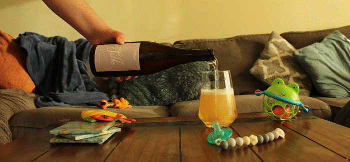 First Beer After Baby   A Nine-Month Dilemma